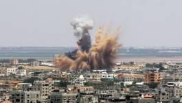 Gaza : Israël poursuit ses bombardements