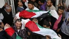 Gaza, si seule à vivre !
