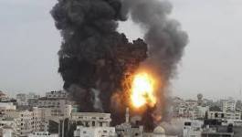 L'armée israélienne sème la terreur et la désolation à Gaza