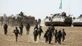 Israël lance son armée sur la bande de Gaza