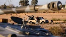 Libye : combats à Tripoli, risque d'une nouvelle guerre