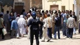 Halte à la violence et à l'effusion de sang à Ghardaïa