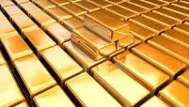 Les réserves en or de l'Algérie évaluées à 173,6 tonnes à fin juin
