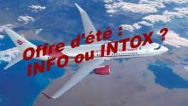 Coup de gueule d'un collectif contre Air Algérie