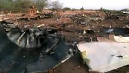 Crash Air Algérie : arrivée à Paris des premiers restes humains