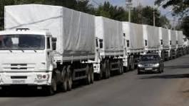 Washington somme la Russie de retirer son convoi humanitaire d'Ukraine