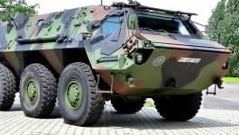 Une usine de véhicules blindés allemands en Algérie pour équiper l'ANP