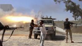 Libye: les groupes armés s'affrontent encore à Tripoli