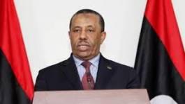 Le gouvernement libyen a présenté sa démission