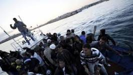 Libye: 170 migrants clandestins portés disparus en mer