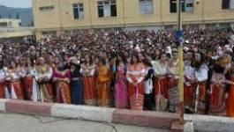 La robe kabyle : une nouvelle police d'assurance