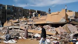 Séisme à Alger : 6 morts et 420 blessés