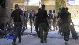 Syrie : djihadistes de l'EI et rebelles s'affrontent