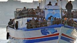 Les familles de 100 harragas algériens déposent plainte