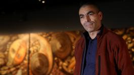 "L'artiste Hassane Amraoui expose ""l'âme berbère"" au Canada"