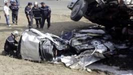 Algérie : 473 morts et 5656 blessés dans des accidents de la route en août
