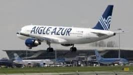 Aigle Azur : fermeture de l'aéroport de Sétif pour travaux