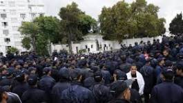 Les policiers protestataires pas convaincus par Sellal (actualisé)