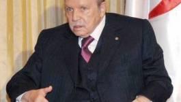L'engagement de Bouteflika à combattre la démocratie