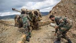Les djihadistes de l'EI abattent un avion militaire syrien au-dessus de Raqa