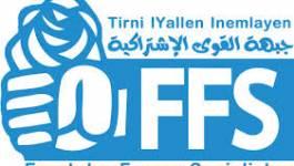 Le FFS organise un meeting le samedi 28 septembre à Alger