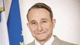 Le chef d'Etat-major des Armées françaises en visite en Algérie