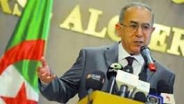 L'Algérie prête à abriter des rencontres de dialogue interlibyen