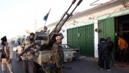 """""""Aucune intervention militaire n'est prévue en Libye"""", affirme Lamamra"""