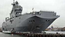 La France renonce pour l'instant à livrer un Mistral à Moscou