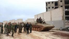 Les troupes pro-Assad repassent à l'offensive au nord de Homs
