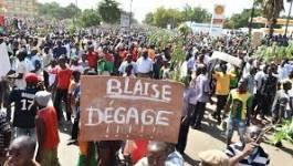 Burkina Faso: manifestations contre le pouvoir à vie du président Compaore