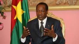 Burkina Faso : le président Compaoré poussé à la démission par la rue