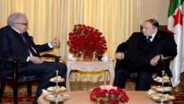 Lakhdar Brahimi à la rescousse de Bouteflika (Vidéo)