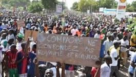Burkina Faso: chaos à Ouaga, les forces de sécurité tirent sur des manifestants