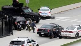 Au moins deux morts dans la fusillade d'Ottawa