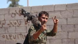 Les Etats-Unis ont largué des armes aux Kurdes près de Kobani