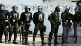 Ghardaïa : des policiers demandent le départ du général Hamel