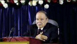 """Constitution : la """"sérieuse"""" révision de d'Abdelaziz Bouteflika"""