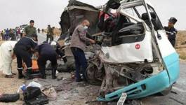 Carnages sur les routes algériennes : 19 morts en deux jours