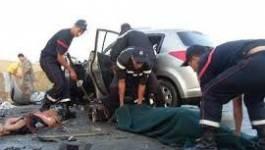 54 morts sur les routes algériennes en une semaine