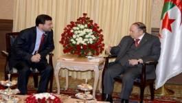 Le président Bouteflika réapparaît