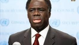 "Burkina Faso : Michel Kafando ""président par intérim"""