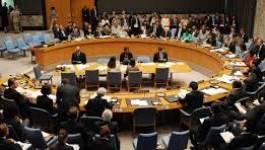 Réforme du Conseil de sécurité: l'Algérie défend  la position africaine