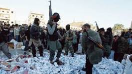 Irak : des dirigeants de l'Etat islamique cibles d'une attaque de la Coalition