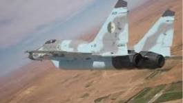 URGENT. Un avion de l'armée s'est écrasé dans la wilaya de Tiaret