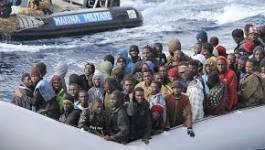 Italie: un millier de migrants sauvés en Méditerranée en 24 heures
