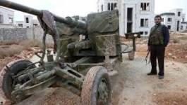 Syrie: Al-Nosra prend une ville aux forces du régime dans le sud