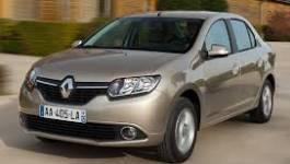 Les premiers véhicules Renault Symbol sortent de l'usine d'Oran