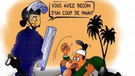 Agissements de la police à Ghardaïa...