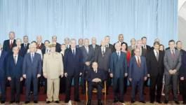Bouteflika présidera son deuxième conseil des ministres de 2013